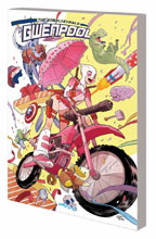 Image: Unbelievable Gwenpool Vol. 01: Believe It SC  - Marvel Comics