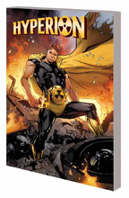 Image: Hyperion: Daddy Issues SC  - Marvel Comics