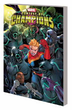 Image: Contest of Champions Vol. 02: Final Fight SC  - Marvel Comics