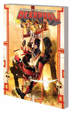 Image: Deadpool: World's Greatest Vol. 04 - Temporary Insanitation SC  - Marvel Comics