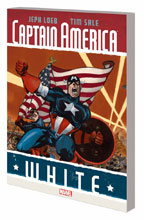 Image: Captain America: White SC  - Marvel Comics