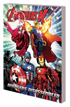 Image: Avengers K Vol. 03: Avengers Disassembled SC  - Marvel Comics