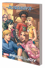 Image: Runaways Vol. 01: Pride & Joy SC  - Marvel Comics