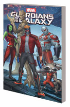 Image: Marvel Universe Guardians of the Galaxy Digest Vol. 03 SC  - Marvel Comics