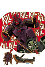 Image: Foolkiller by Johnson Poster  - Marvel Comics