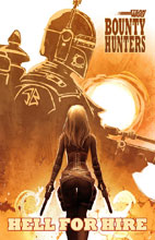 Image: Steam Wars Bounty Hunters: Hell for Hire  - Antarctic Press