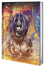 Image: Michael Turner's Soulfire Vol. 04: Dark Grace SC  - Aspen MLT Inc