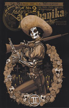 Image: Lady Mechanika: La Dama De La Muerte #2 (incentive cover - Joe Benitez) (10-copy) - Benitez Productions