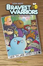 Image: Bravest Warriors Vol. 08 SC  - Boom! Studios
