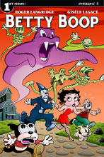 Image: Betty Boop #1 (cover B - Langridge)  [2016] - Dynamite