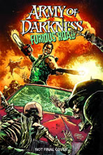Image: Army of Darkness: Furious Road SC  - Dynamite