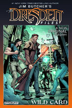 Image: Jim Butcher's The Dresden Files: Wild Card HC  - Dynamite