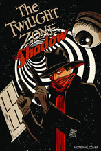 Image: Twilight Zone: The Shadow Vol. 01 SC  - Dynamite
