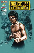 Image: Bruce Lee: The Dragon Rises #4  [2016] - Darby Pop