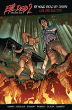 Image: Evil Dead 2: Beyond Dead by Dawn Vol. 01 Deluxe Edition SC  - Space Goat Publishing