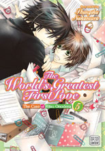 Image: World's Greatest: First Love Vol. 05 GN  - Sublime