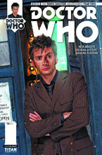 Image: Doctor Who: The 10th Doctor Year Two #16 (cover B - Photo)  [2016] - Titan Comics