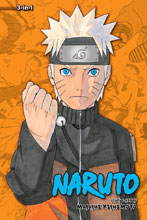 Image: Naruto 3-in-1 Vols. 46, 47, 48 SC  - Viz Media LLC