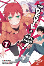 Image: Devil Is a Part-Timer! Vol. 07 SC  - Yen Press