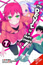 Image: Devil Is a Part-Timer! High School! Vol. 05 SC  - Yen Press