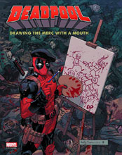 Image: Deadpool: Drawing the Merc with a Mouth HC  - Insight Editions