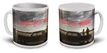 Image: American Gods Color Changing Mug  - Dark Horse Comics