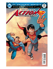 Image: Action Comics #990 (Oz Effect) (Lenticular cover - Nick Bradshaw) - DC Comics