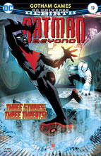 Image: Batman Beyond #13 - DC Comics