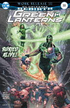 Image: Green Lanterns #33 - DC Comics