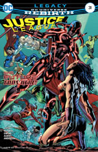 Image: Justice League #31 - DC Comics