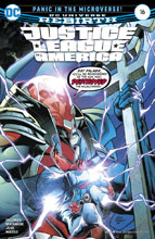 Image: Justice League of America #16 - DC Comics