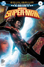 Image: New Super-Man #16 - DC Comics