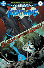 Image: Nightwing #31 - DC Comics