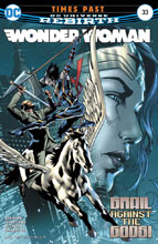 Image: Wonder Woman #33 - DC Comics