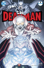 Image: Deadman #1 (variant cover - Glow-in-the-Dark)  [2017] - DC Comics