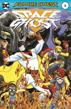 Image: Future Quest Presents #3 (variant cover - Jill Thompson) - DC Comics