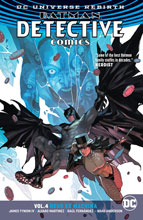 Image: Batman: Detective Comics Rebirth Deluxe Edition Vol. 01 HC  - DC Comics