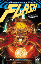 Image: Flash Vol. 04: Running Scared  (Rebirth) SC - DC Comics