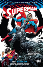 Image: Superman Vol. 04: Black Dawn  (Rebirth) SC - DC Comics