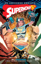 Image: Superwoman Vol. 02: Rediscovery  (Rebirth) SC - DC Comics