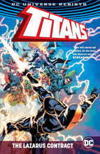 Image: Titans: The Lazarus Contract HC  - DC Comics
