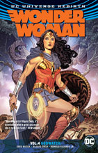 Image: Wonder Woman Vol. 04: Godwatch  (Rebirth) SC - DC Comics