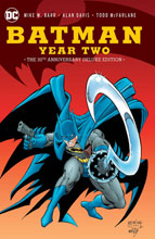 Image: Batman: Year Two 30th Anniversary Deluxe Edition HC  - DC Comics