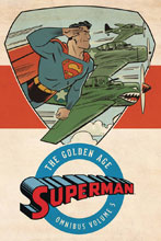Image: Superman: The Golden Age Omnibus Vol. 05 HC  - DC Comics