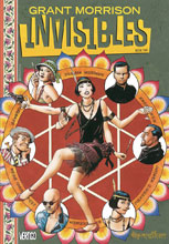 Image: Invisibles Vol. 02 SC  - DC Comics - Vertigo