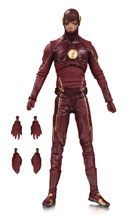 Image: DCTV The Flash 06 The Flash Season 3 Action Figure  - DC Comics