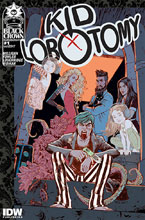 Image: Kid Lobotomy #1 (cover A - Fowler) - IDW - Black Crown