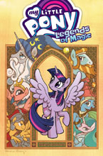 Image: My Little Pony: Legends of Magic Vol. 01 SC  - IDW Publishing