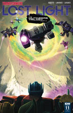 Image: Transformers: Lost Light #11 (incentive cover - Joana Lafuente) (10-copy) - IDW Publishing