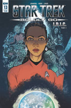 Image: Star Trek: Boldly Go #13 (cover B - Ford) - IDW Publishing